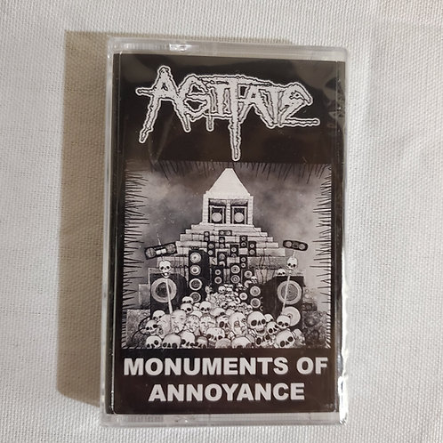 Agitate - Monuments of Annoyance Cassette