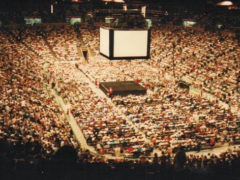 Met Centr 18,000 Seats