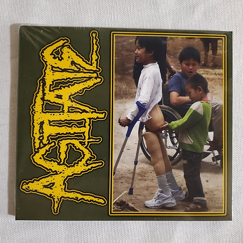 Agitate - Winceography CD
