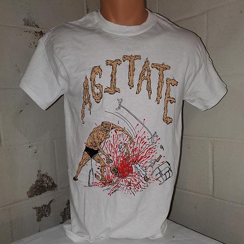 Agitate - Geriatric Scoop Slam T-shirt