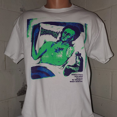 Deterioration - Wither T-shirt (Green)