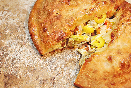 Wiseguys Pizzeria Ocala Calzone