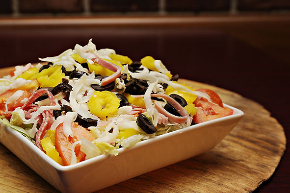 Wiseguys Ocala Salads