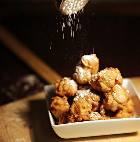 Wiseguys Ocala Bubuienie Dessert