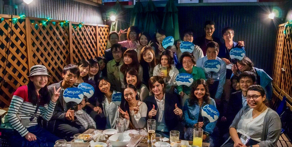 Conyac freelancer meetup, G-Days, Kanda, Tokyo on May 20th (Friday) 2016