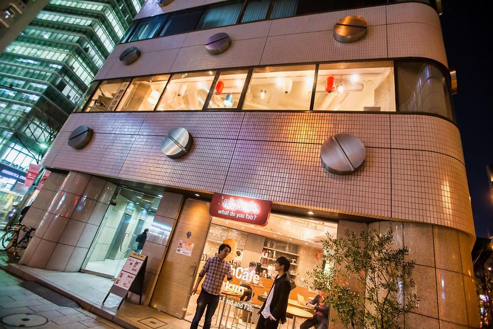 FabCafe, Shibuya, Tokyo, Japan