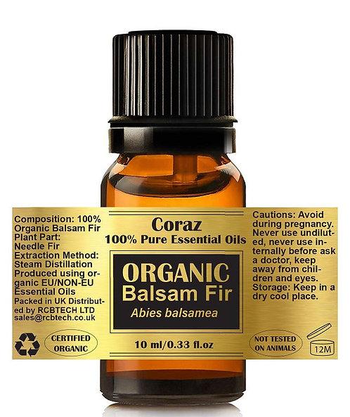 Balsam Fir 100% Organic Essential Oil Undiluted Aromatherapy Abies Balsamea