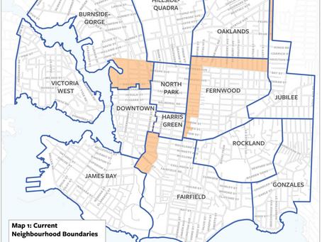 July 9: Neighbourhood Boundaries Survey Completed