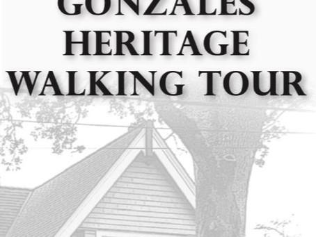 North Gonzales Walking Tour