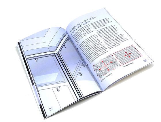 Buch über Textilfassaden