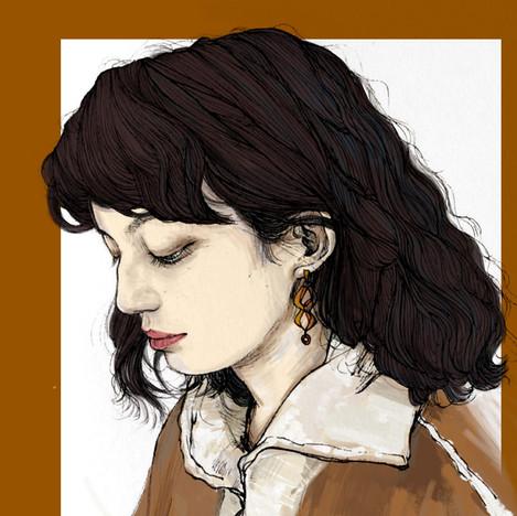 Guo Yamazi - Chinese model