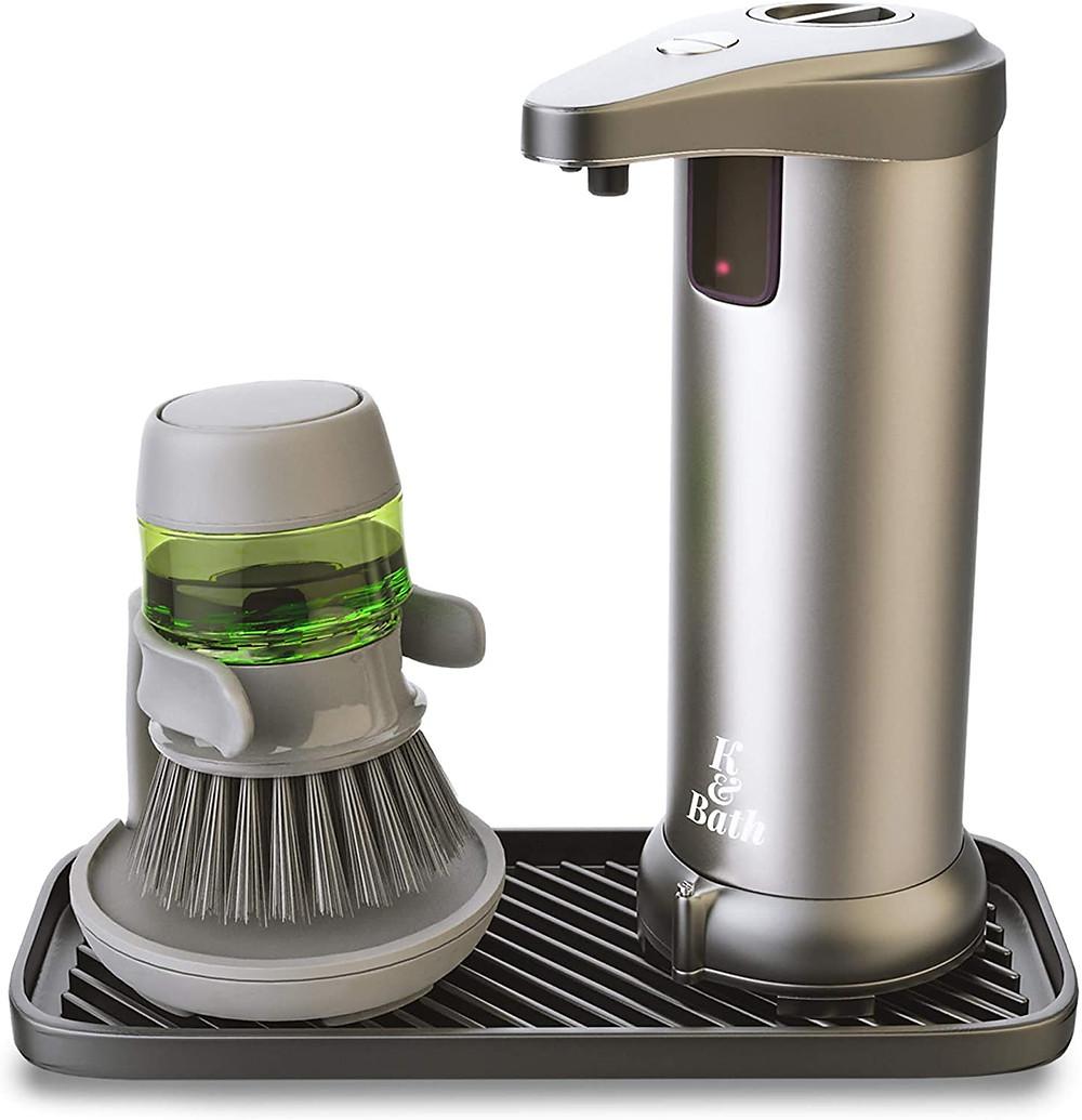 Soap Dispenser For Kitchen Sink Full Review