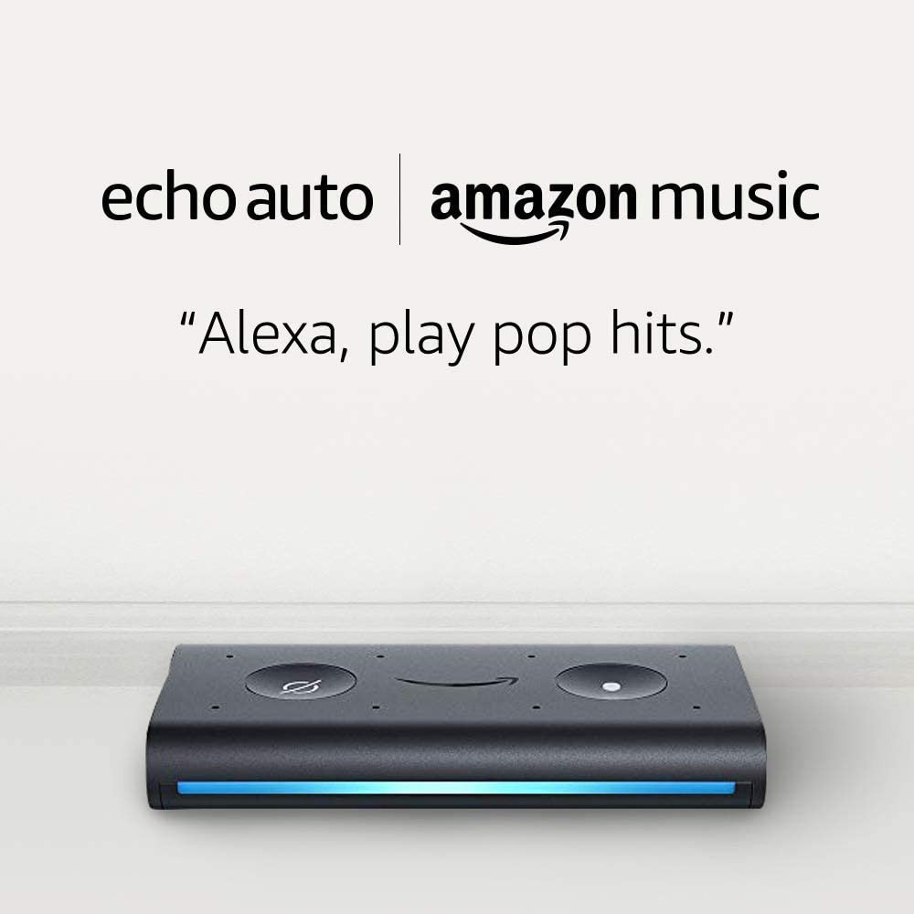 Echo Auto and Amazon music free trial