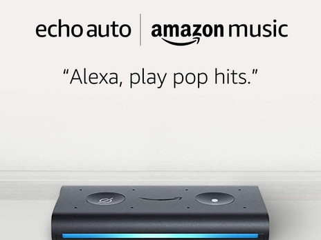 Echo Auto & 6 months of Amazon Music Unlimited FREE: Newbie guide