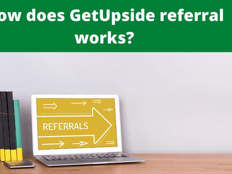 Best GetUpside Referral Program - Complete details and more!