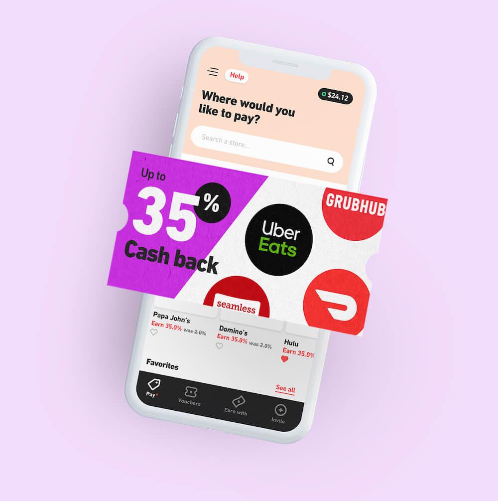 fluz referral code for mobile app