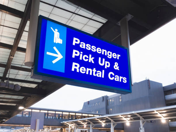 car rental from the airport