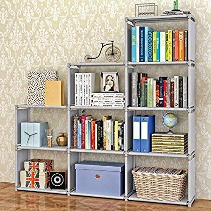 Jukert DIY Adjustable Bookcase