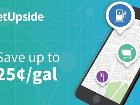 GetUpside cashback app bobby - Get 45¢/gal bonus   Cheap gas price
