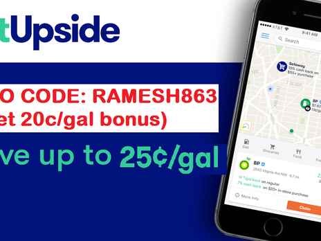 How does the GetUpside gas app work? Complete review and guide