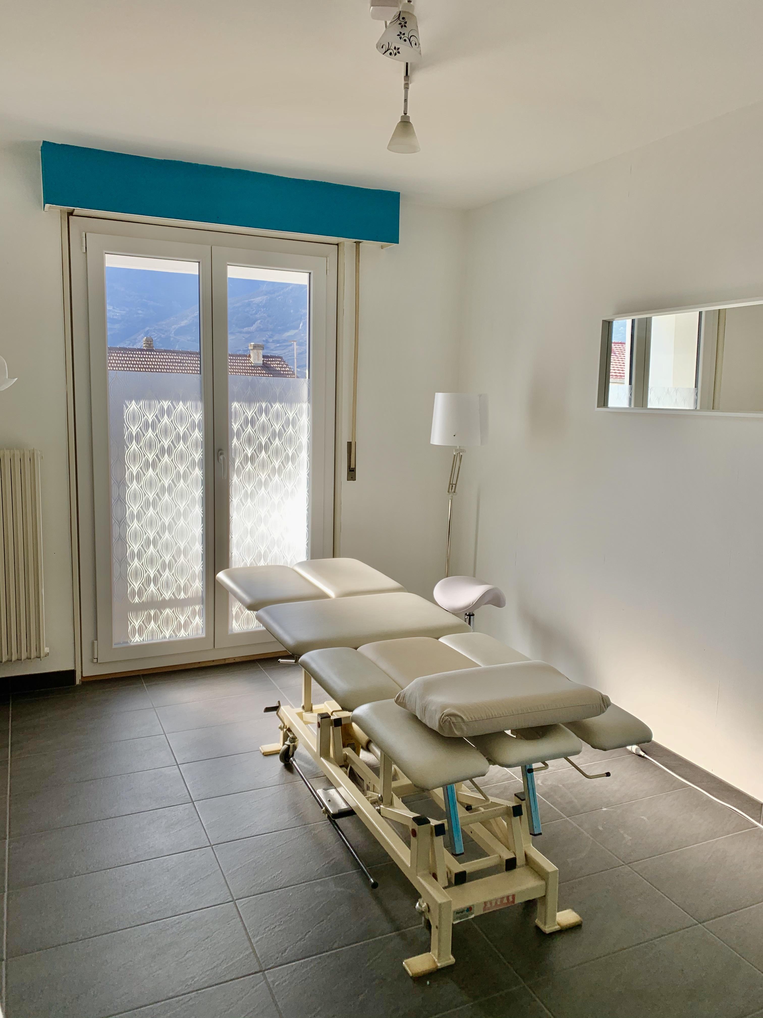 Les salles de physiothérapie