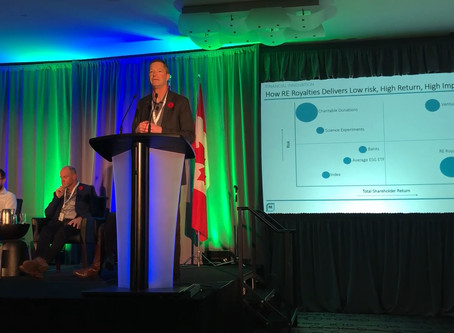Innovation in Finance - Clean Energy BC 2019 Generate Conference