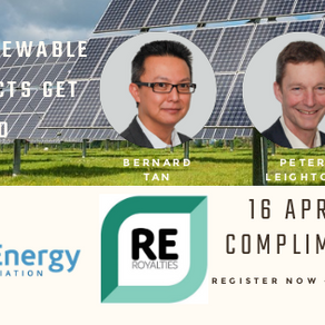 Webinar: Learn How Renewable Energy Projects Get Financed