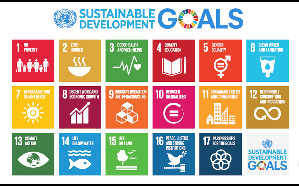 Reaching sustainable developement
