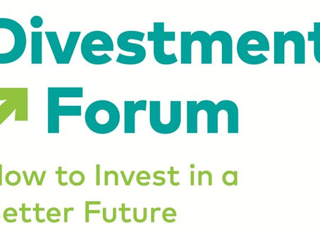Divestment Forum: How to Invest in a Better Future