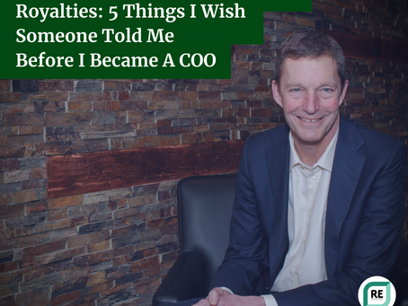 5 Things I Wish Someone Told Me Before I Became A COO