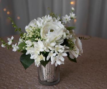 Small Floral Silk Flower Arrangements
