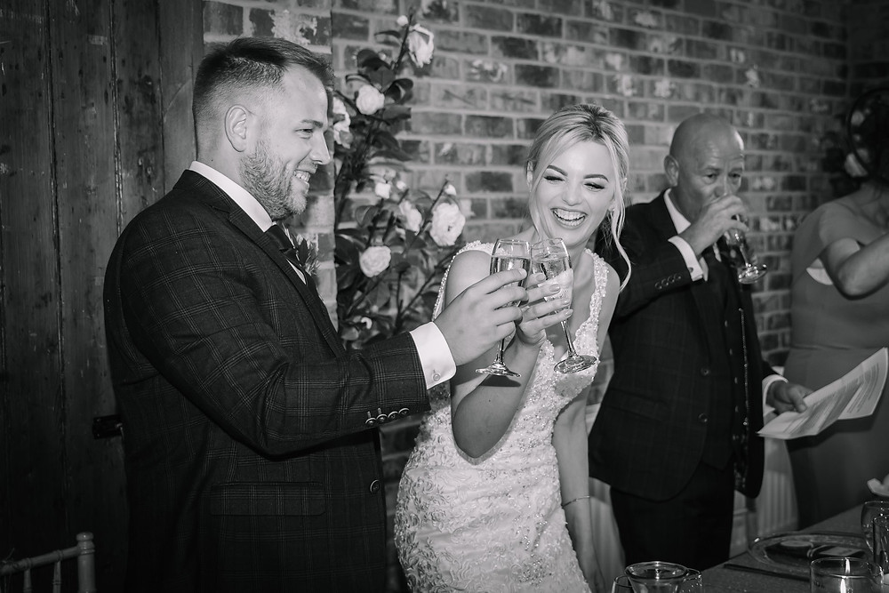 Toasting Photograph taken by PM Photography.