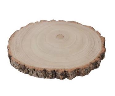 Wood Log Tree Slices