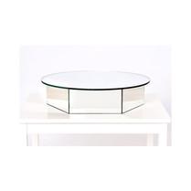 Octagonal Mirror Acrylic Cake Stand