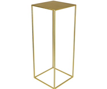 Gold Centrepiece Stand 100cm