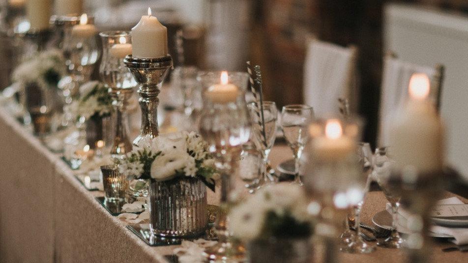 First Impression Wedding Design Silver C