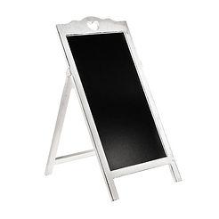Blackboard Whte Frame Standing.jpg