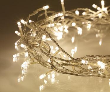 200cm Warm White String Lights