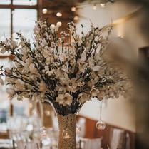 Magnolia Blossom Centrepiece