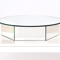 18_ Wedding Cake Silver Mirror Stand.jpg