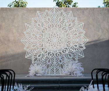 Giant Mandala Backdrop