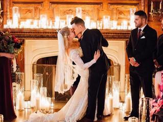 10 Ways To Make A Big Wedding Feel Intimate