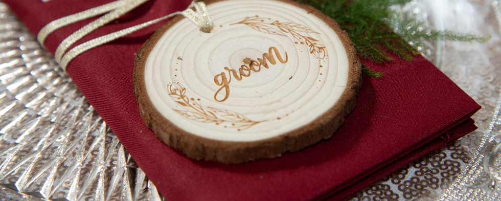 33cm Pressed Glass Charger Plate