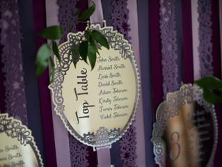 Hot 2018 Wedding Trend - Ultra Violet