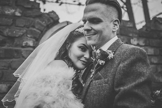 Tesimonial Couple For First Impression Wedding Design