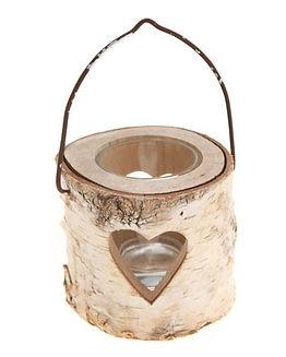 Small Heart Bark Tealight Holder.jpg