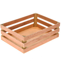 Small Wooden Crate