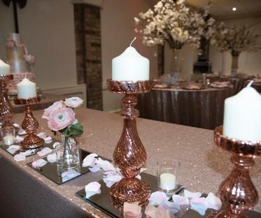 Pink Ranunculus in Clear Glass Bud Vase