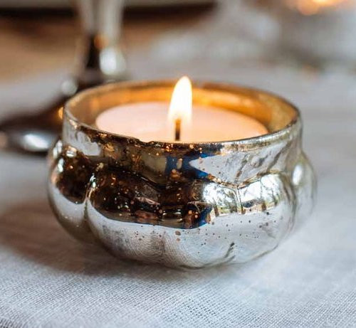 Mini Floating Tea Light Candle Holder