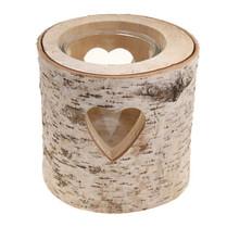 Large Heart Candle Holder or Vase